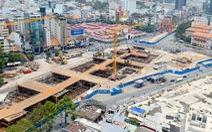 Metro Bến Thành - Tham Lương hoàn thành giải phóng mặt bằng vào 6-2020