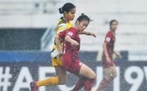 Chỉ cần hòa, U19 nữ Việt Nam sẽ vô bán kết Giải U19 nữ châu Á 2019, nhưng lại thua