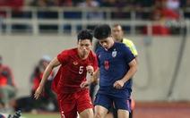 Văn Hậu và những cầu thủ đang đá ở châu Âu tại bảng B SEA Games 30