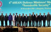 Chờ Việt Nam dẫn dắt hợp tác an ninh