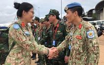 Đoàn bác sĩ bệnh viện dã chiến cấp 2 Việt Nam đã đến Nam Sudan