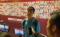 Trung vệ Đỗ Duy Mạnh: 'Văn Hậu chỉ theo sát chứ chưa phạm lỗi với thủ môn Kawin'