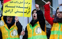 Iran ngắt mạng, không xác định được số người biểu tình thiệt mạng