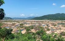 Sông Mekong sẽ cạn nước nghiêm trọng trong tháng sau