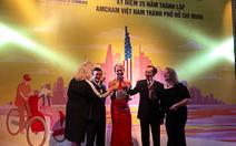 Amcham đã có nhiều hoạt động thúc đẩy thương mại, hợp tác kinh tế