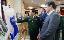 Bộ trưởng quốc phòng Mỹ dẫn chứng Hai Bà Trưng để nói về bất khuất Việt Nam