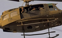 Khiếp với lính bắn tỉa từ trực thăng ở Brazil