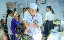 Học bổng Rohto-Mentholatum (VN) tiếp sức ước mơ cho sinh viên Cao đẳng Y tế Bình Dương