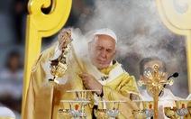 Giáo hoàng nói về nạn mại dâm khi hành lễ ở Thái Lan