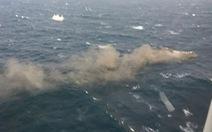 5 trong 6 người Việt mất tích trên biển Hàn Quốc là người Quảng Bình