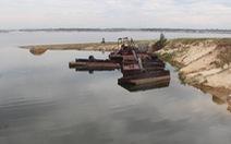Báo cáo Bộ Chính trị việc dừng khai thác mỏ sắt Thạch Khê