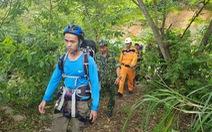 Tìm kiếm du khách Canada để lại thư tuyệt mệnh rồi mất tích trên bán đảo Sơn Trà