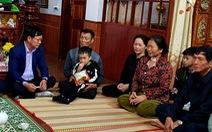 Cháy tàu Daesong: các gia đình Quảng Bình ngóng tin con