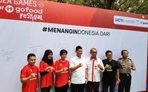 Indonesia thưởng mỗi tấm HCV SEA Games 328 triệu đồng