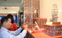 Trưng bày bảo vật quốc gia tại triển lãm 'Hội ngộ di sản văn hóa 3 miền'