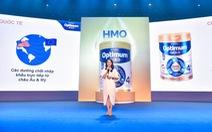 Bổ sung dưỡng chất vàng HMO vào sản phẩm Vinamilk Optimum Gold 4 mới