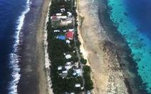 Đảo quốc Tuvalu ủng hộ Đài Loan, bác đề nghị xây đảo nhân tạo của Trung Quốc