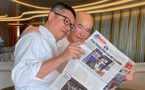 Tỉ phú Anh đồng hành cùng Đà Nẵng phát triển nền kinh tế du thuyền