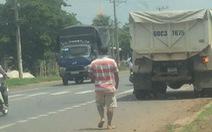 'Xử' xe quá tải, CSGT Đồng Nai bị gọi: 'Xe này gửi một tháng mấy triệu, cho đi đi'