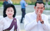 Ông Hun Sen hủy dự thượng đỉnh Hàn Quốc - ASEAN để chăm sóc mẹ vợ bệnh nặng