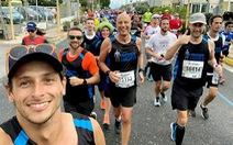 Chạy marathon khắp thế giới vì người bệnh ung thư