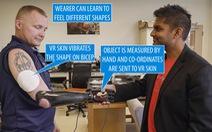 Công nghệ mới mang lại cảm nhận xúc giác cho các cánh tay giả