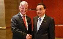 Cố vấn an ninh Mỹ nói ông Trump sẽ không ngó lơ Biển Đông và Hong Kong