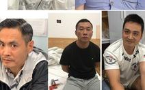 5 người Trung Quốc có lệnh truy nã bị bắt tại Đà Nẵng