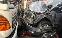 Trung tá quân đội gây tai nạn chết người sau khi uống rượu bia