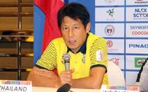 HLV Nishino xin lỗi ông Park Hang Seo về sự cố trên sân Mỹ Đình