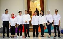 7 cố vấn đặc biệt, trẻ trung của tổng thống Indonesia