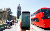 Uber mất giấp phép hoạt động tại London vì không an toàn