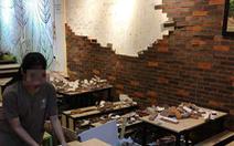 4 khách hàng nhập viện vì tường quán ăn đổ ập