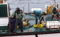 Tây Ban Nha bắt tàu ngầm chở hàng tấn cocaine
