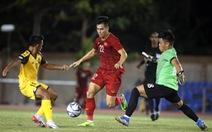 Tiến Linh không lo dù Hà Đức Chinh lập hat-trick trước U22 Brunei
