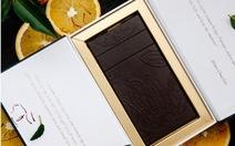 Có gì trong thanh sôcôla nặng 80 gram giá 15 triệu đồng?
