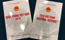 Việt Nam công bố Sách trắng Quốc phòng 2019
