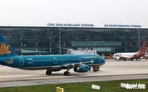 Quy hoạch sân bay Nội Bài phải đảm bảo công suất 100 triệu khách/năm