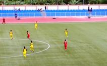 Video trực tiếp: Trận đấu U22 Việt Nam gặp Brunei