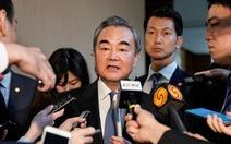 Ngoại trưởng Trung Quốc: 'Dù bầu bán ra sao, Hong Kong luôn thuộc Trung Quốc'