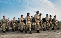 'Ngựa thồ' C17 Úc đưa quân nhân Việt Nam đi Nam Sudan gìn giữ hòa bình