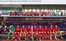 Heerenveen chúc mừng Việt Nam và khen SEA Games là 'giải thể thao uy tín cao'
