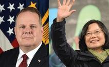 Quan chức cấp cao Mỹ bí mật thăm Đài Loan lần đầu trong 40 năm