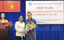 Bà Nguyễn Thị Ngọc Bích thôi giữ chức chủ tịch Hội Liên hiệp phụ nữ Việt Nam TP.HCM