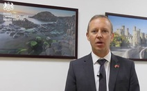 Đại sứ Anh tại Việt Nam: Mong 39 gia đình cảm thấy an ủi