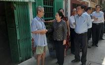 Nhà nước đề nghị di dời khẩn cấp, dân ở chung cư 'không chấp nhận'