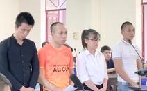 Video: Tòa đang xét xử 4 nhân viên Công ty địa ốc Alibaba