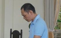 10 năm tù cho bị cáo đánh, đạp khiến trung tá công an té ngã tử vong