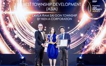 Kiến Á được vinh danh 'Best of the best' tại Asia Property Awards 2019