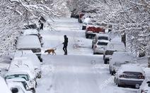 Bão tuyết đe dọa hàng triệu người dân Mỹ